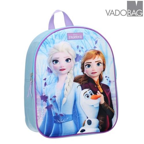 Laste Seljakott Frozen Forest Spirit 3D Elsa ja Anna