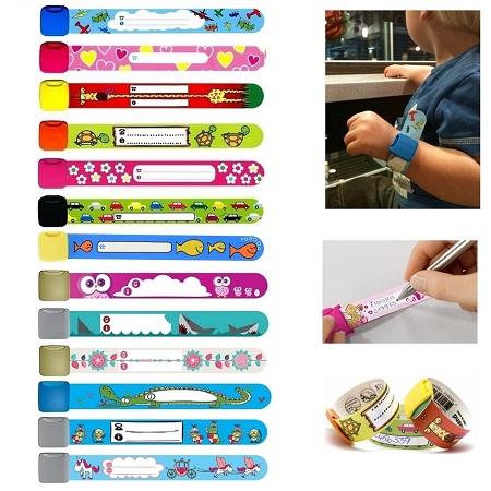 Id armband barn Infoband