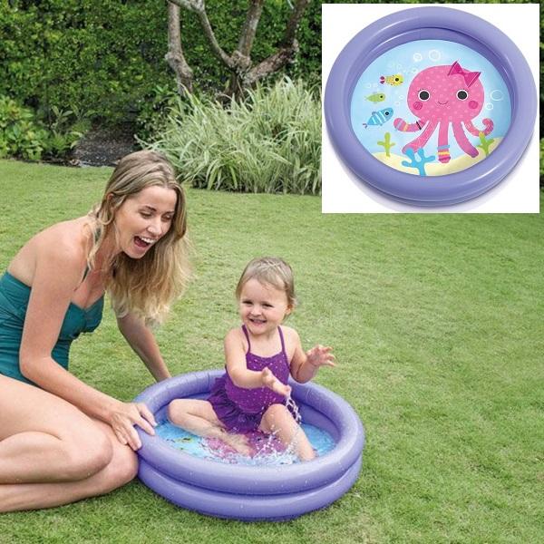 Laste bassein täispuhutav Intex My First Pool Lilla