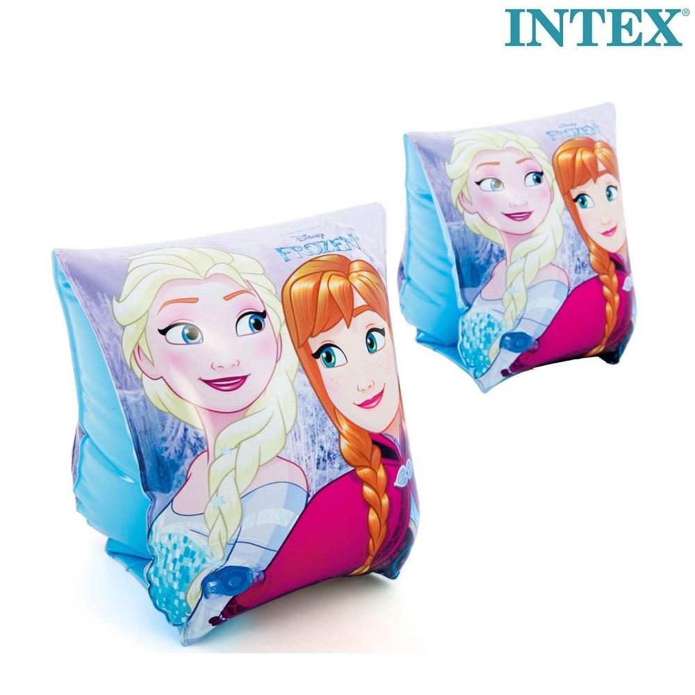 Ujumiskätised Frost Elsa ja Anna