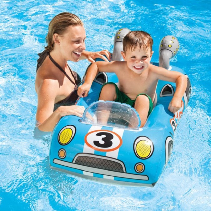 Intex Pool Cruiser
