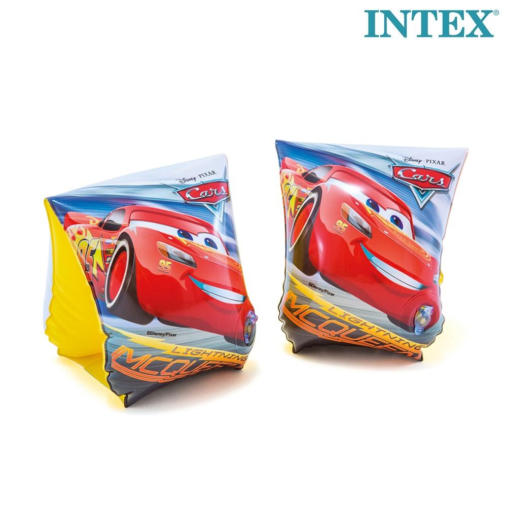 Ujumiskätised Intex Cars