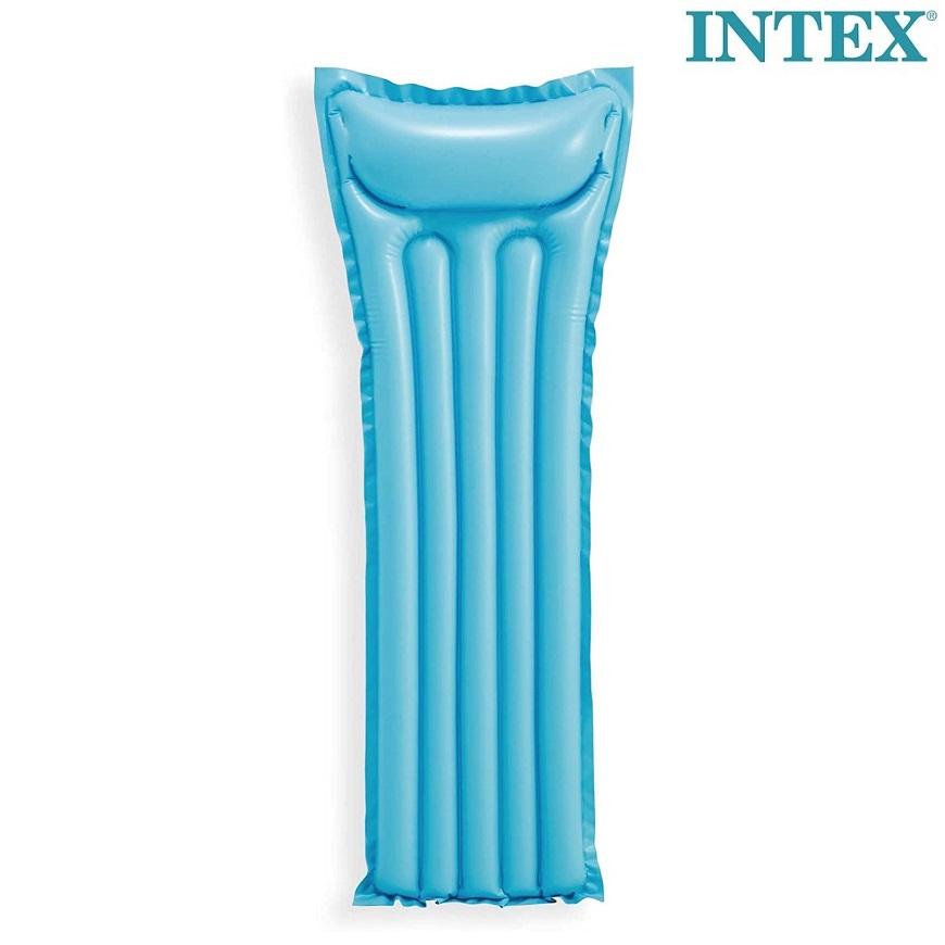 Laste ujumismadrats Intex sinine