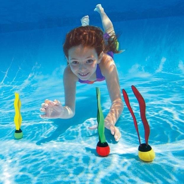 Intex Sukeldumispallid 3 tk