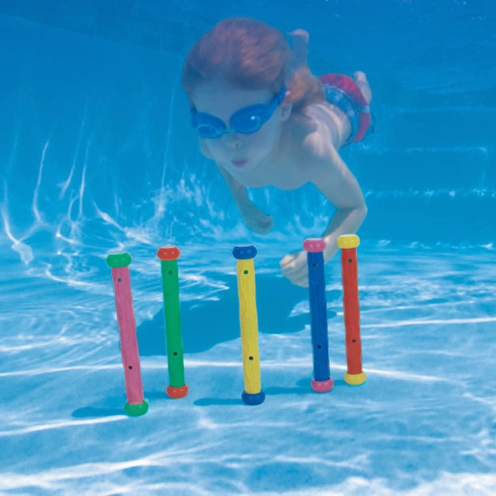 Intex Sukeldumispulgad 5 tk