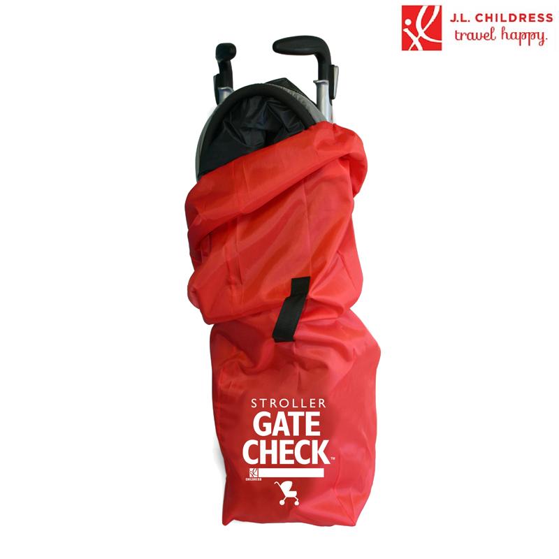 Gate Check Transpordikott Kergkärule - Punane