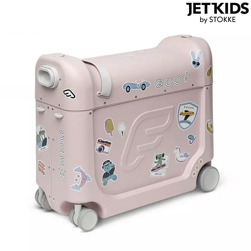 Jetkids Bedbox Pink Lemon roosa