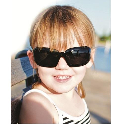 Laste päikeseprillid JuniorBanz Black