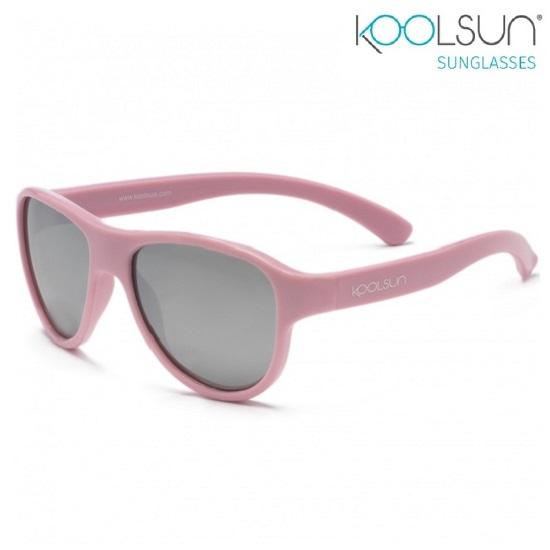 Laste päikeseprillid Koolsun Air Blush Pink
