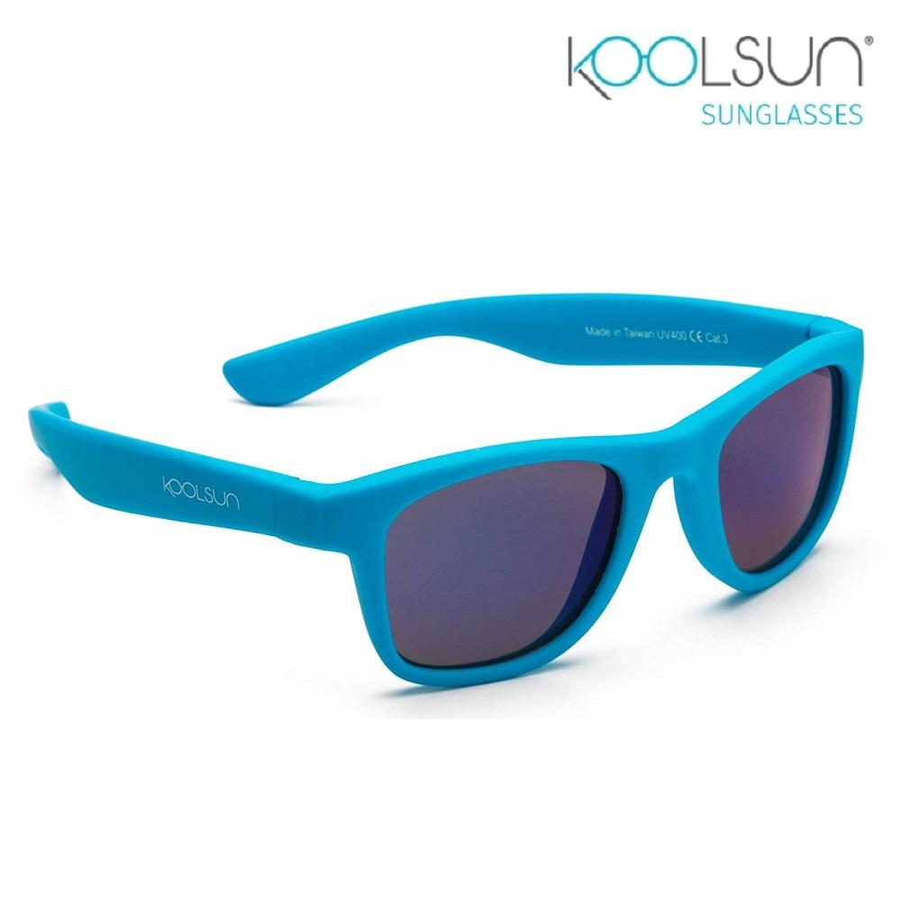 Laste päikeseprillid Koolsun Wave Neon Blue Sinine
