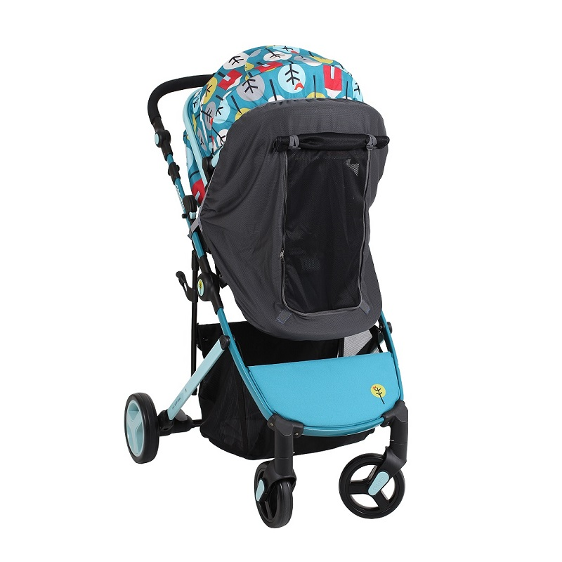 LittleLife Buggy Blackout