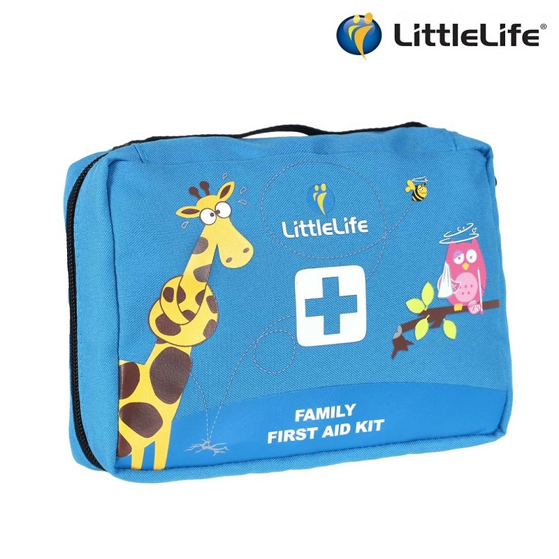 Reisiapteek Littlelife Family First Aid Kit