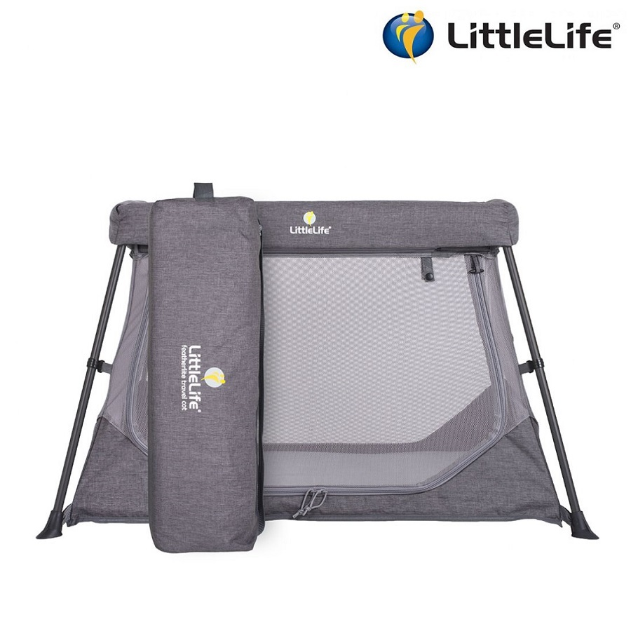 LittleLife Featherlite Travel Cot