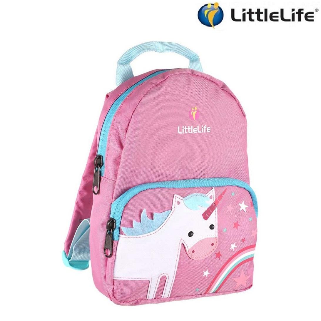 Laste Seljakott LittleLife Face Unicorn