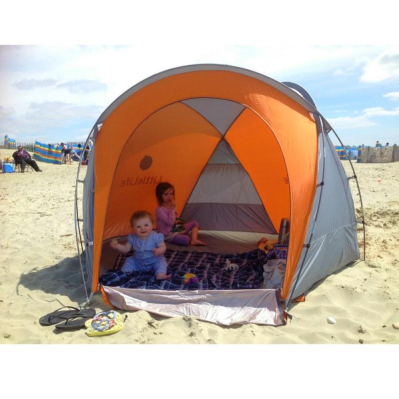 Rannatelk UV-kaitsega Littlelife Family