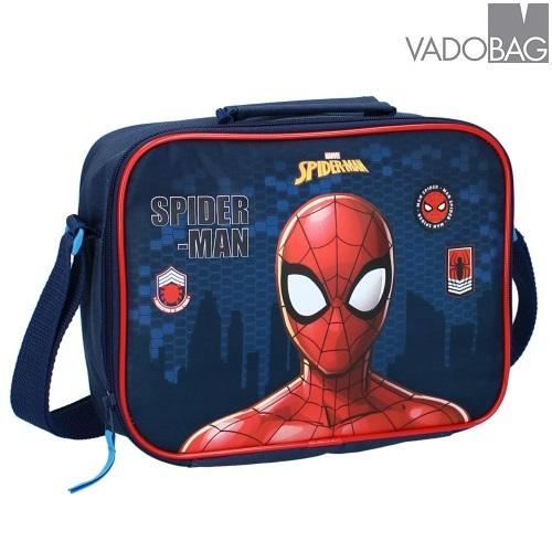 Laste toidukarp ja lõunakott Spiderman Lunchtime!