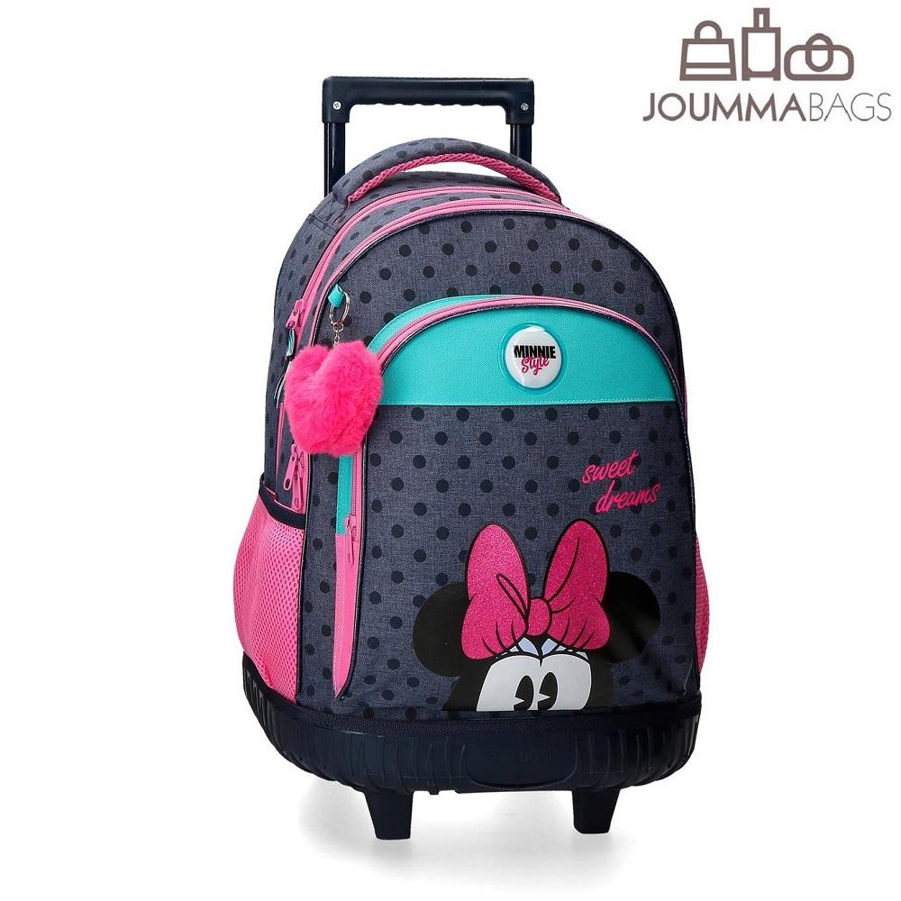 Resväska barn Minnie Mouse Sweet Dreams