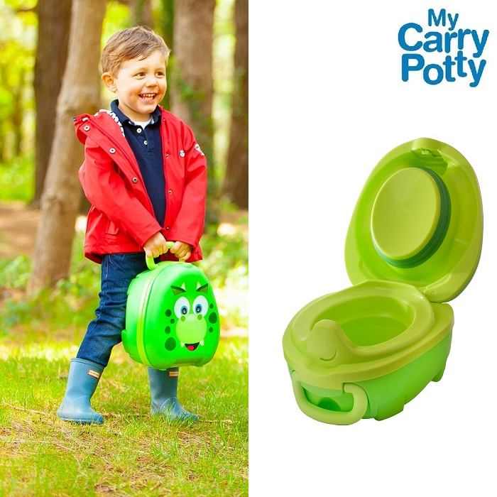 Kaasaskantav pissipott My Carry Potty Dino