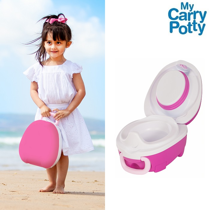 Resepotta My Carry Potty rosa
