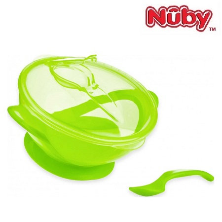 Nûby Easy Go Suction Bowl