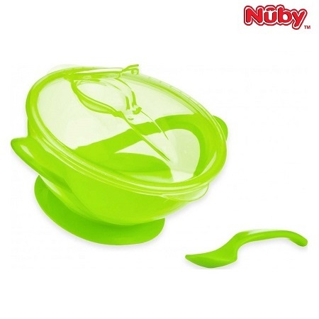 Nûby Easy Go Suction Bowl