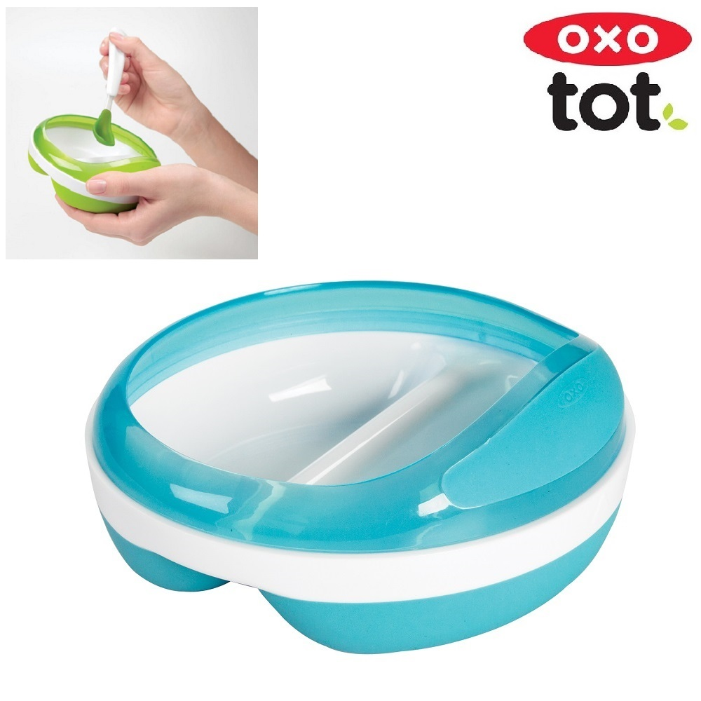 OXO tot Divided Feeding Plate