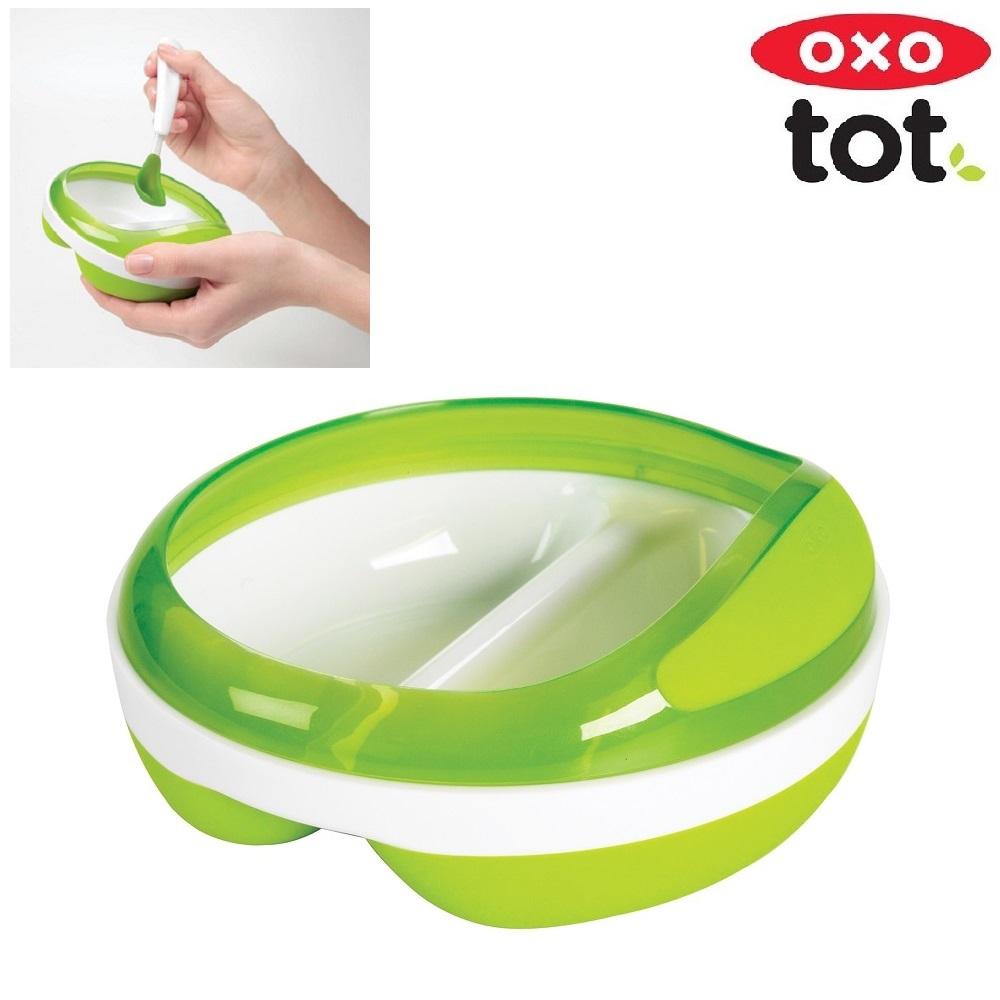 OXO tot Divided Feeding Plate