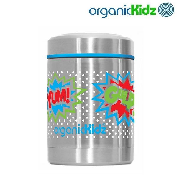 Toidutermos lastele OrganicKidz Bam