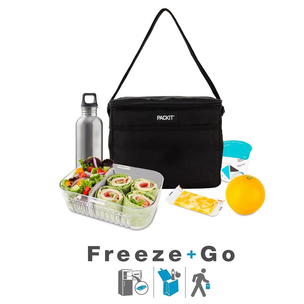 Külmakott PackIt Everyday Lunchbox Black