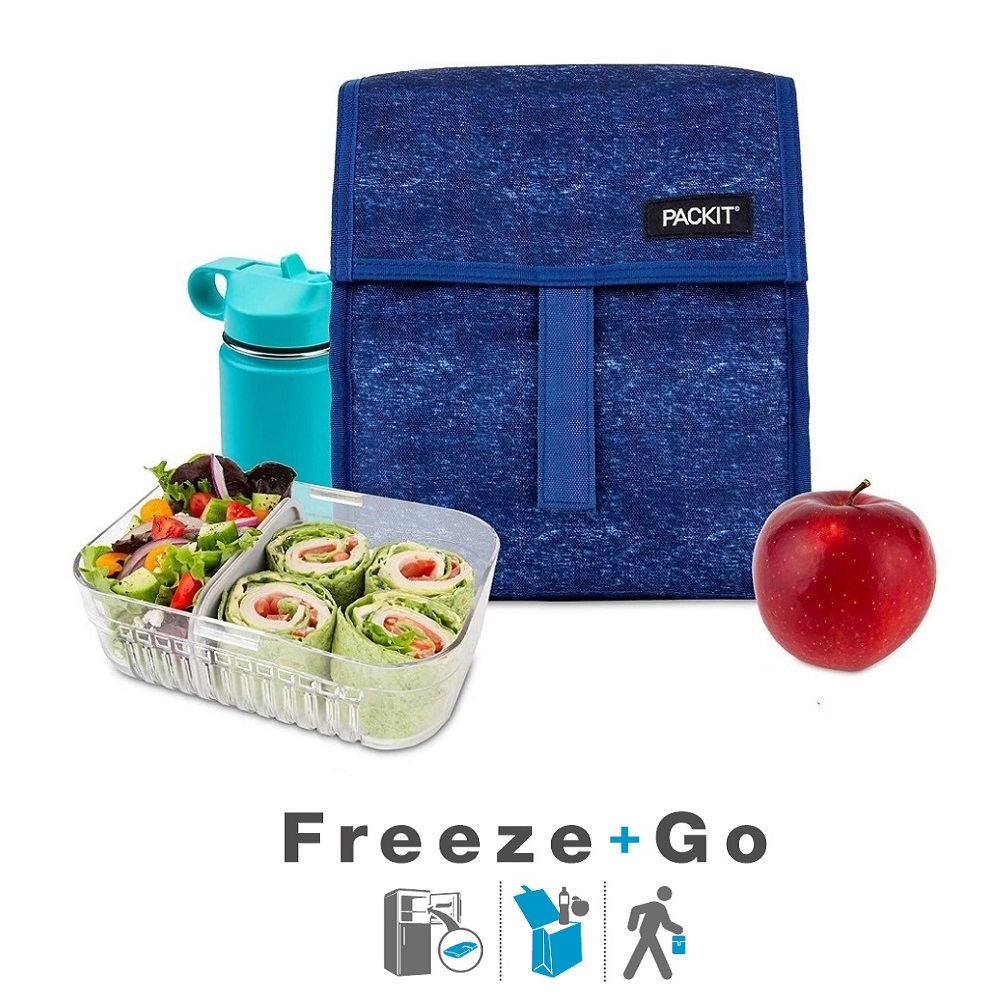 Termokott PackIt Freezable Lunchbag Navy Heather