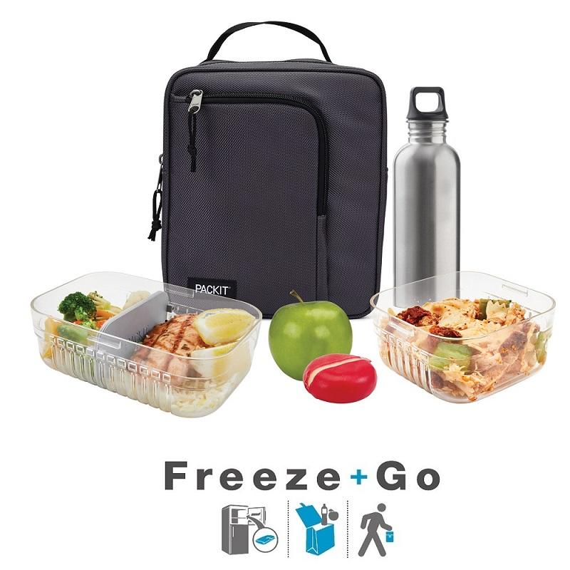 Külmakott PackIt Commuter Lunchbox Black