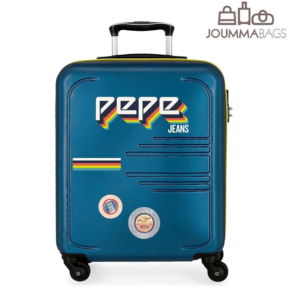 Laste kohver Pep Jeans Edison sinine
