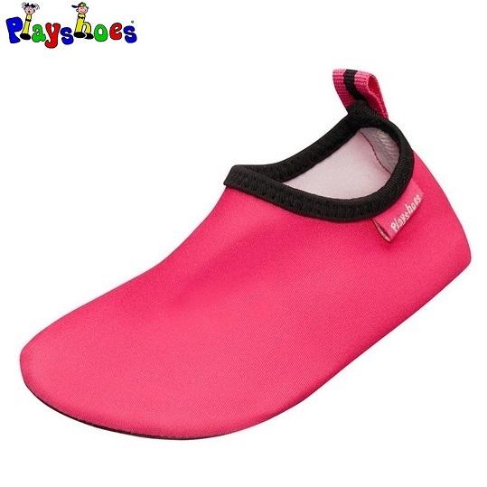 Rannakingad lastele Playshoes Uni Roosa