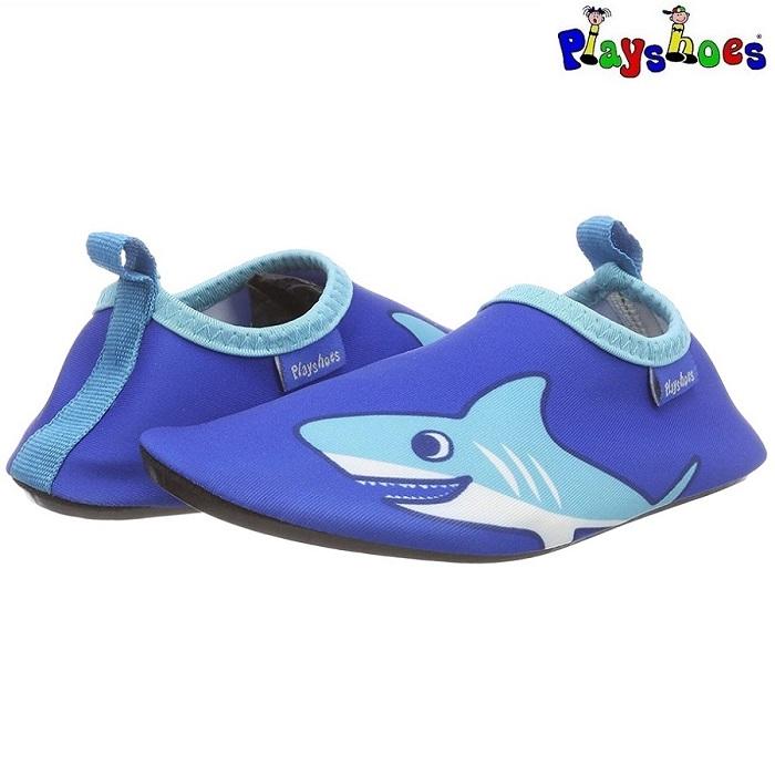 Laste ujumisussid ja rannkingad Playshoes Shark