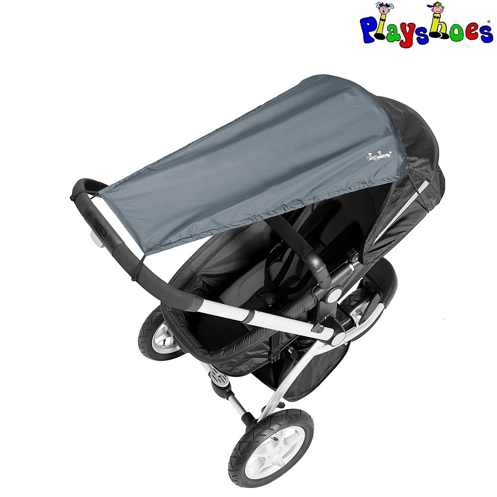 Solskydd barnvagn Playshoes Marin