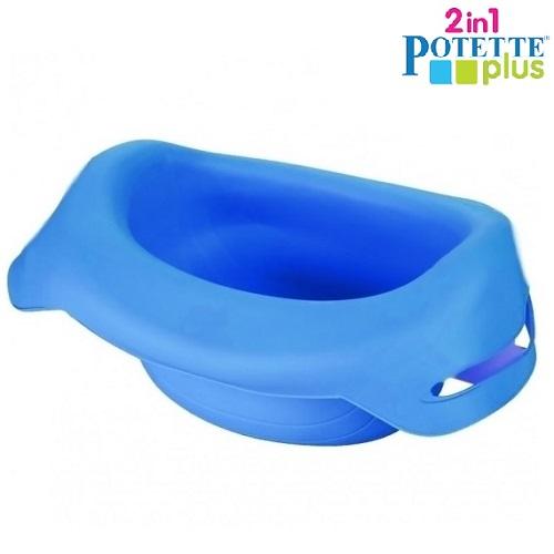 Silikoon Potisisu Potette Plus Sinine
