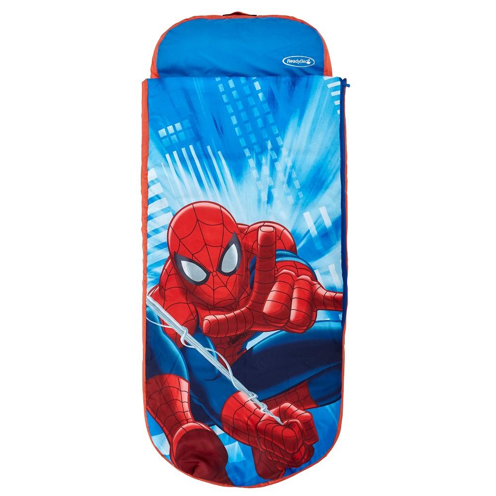 Täispuhutav reisivoodi ReadyBed Junior Spiderman