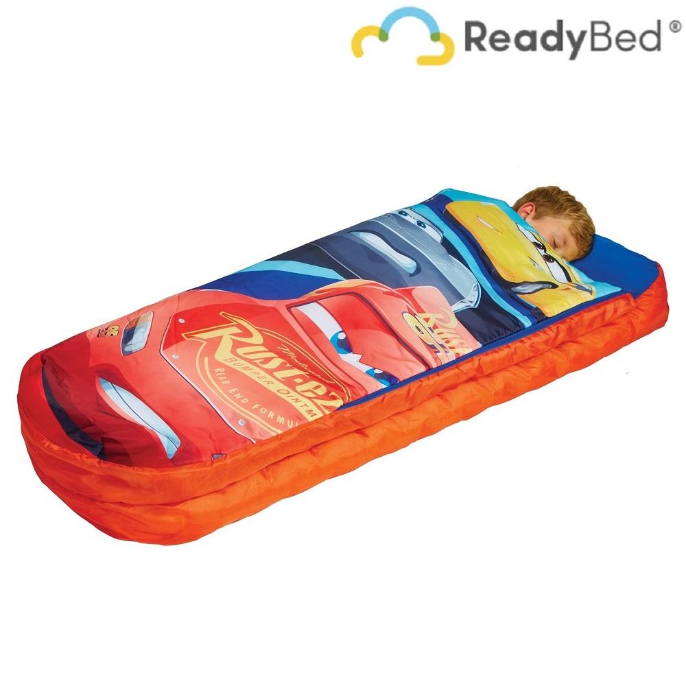 Resesäng Readybed Junior Bilar resemadrass