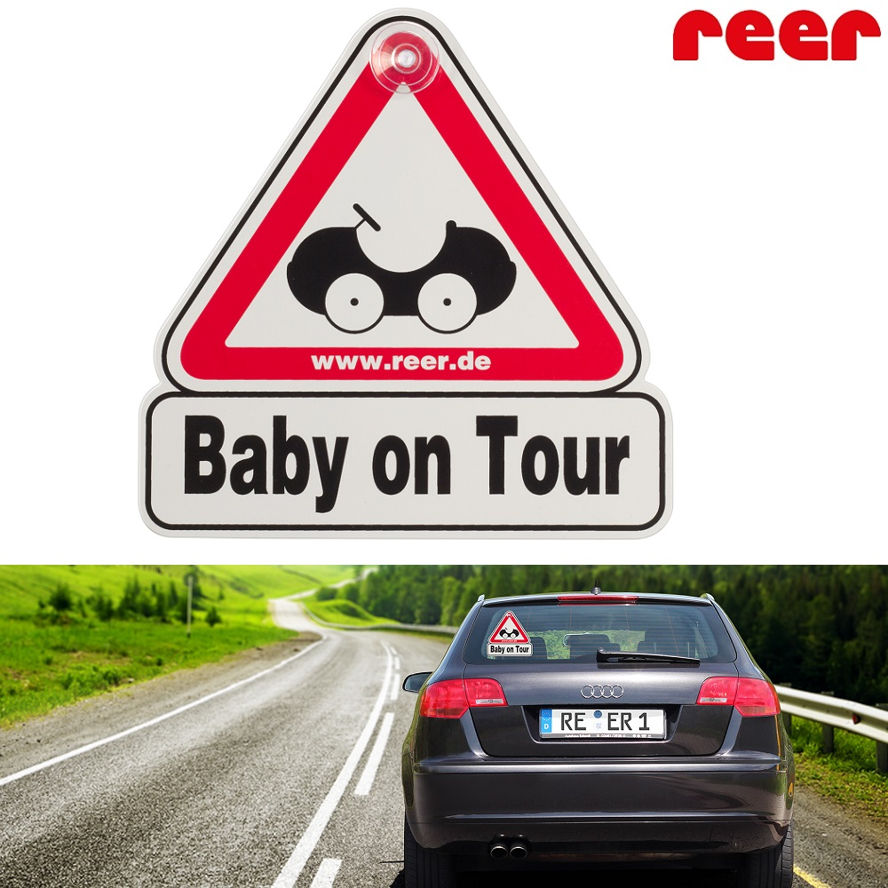 "Reer ""Baby On Tour"""