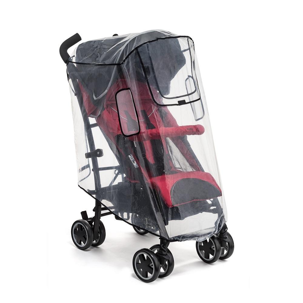 Regnskydd barnvagn Reer Active genonskinligt