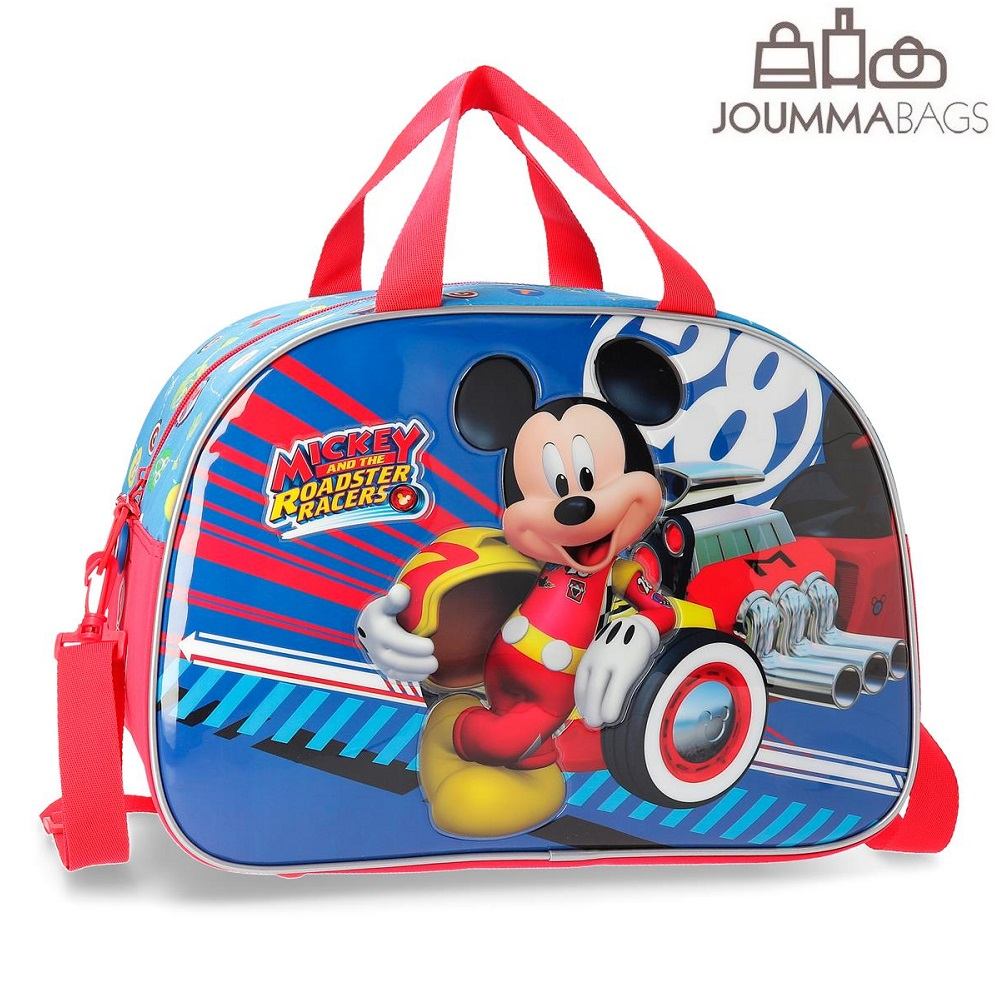 Laste spordikott ja reisikott Mickey Mouse Roadster Racer