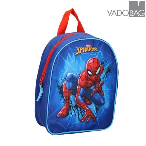 Ryggsäck barn Spiderman Spidey Power blå