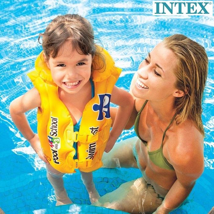 Intex Laste Ujumisvest - Pool School