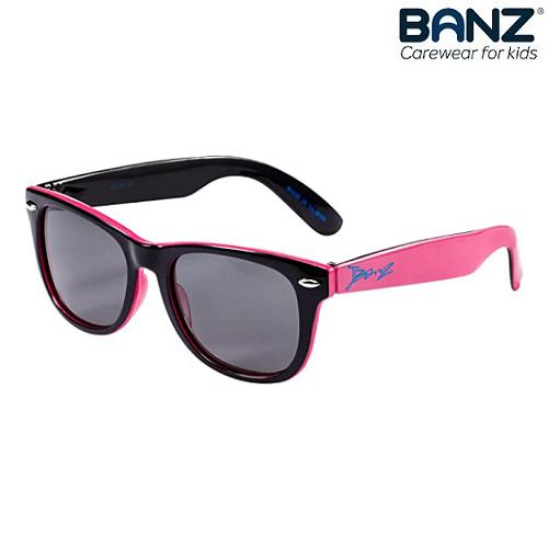 Laste Päikeseprillid JBanz Dual Black and Pink