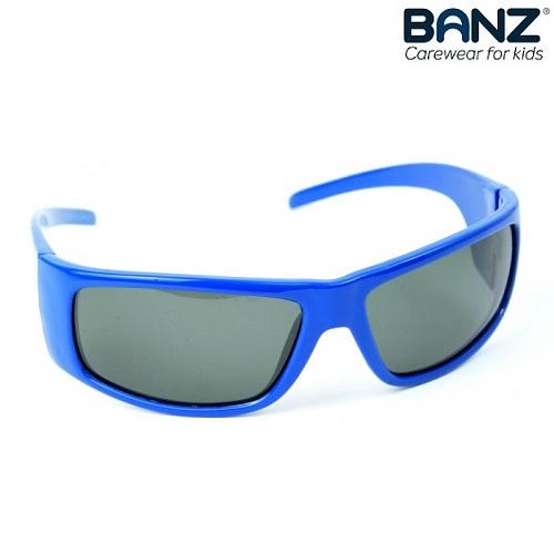 Laste päikeseprillid JuniorBanz Blue Wrap