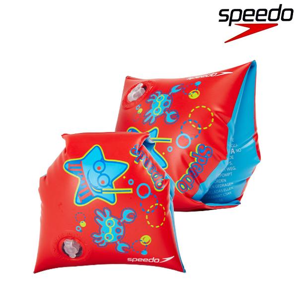 Ujumiskätised Speedo Sea Squad Punane