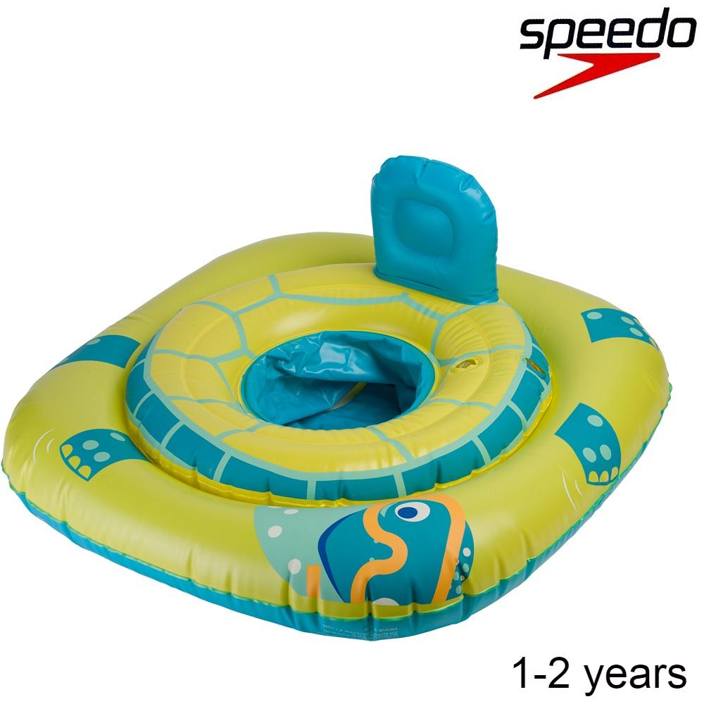 Ujumisrõngas Beebile Speedo Swim Seat Turtle 1-2 a.