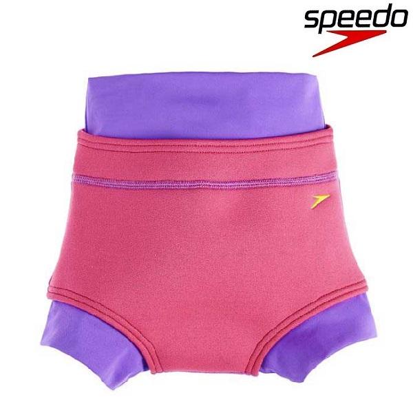 Ujumismähkmed ja beebi ujumispüksid Speedo Pink