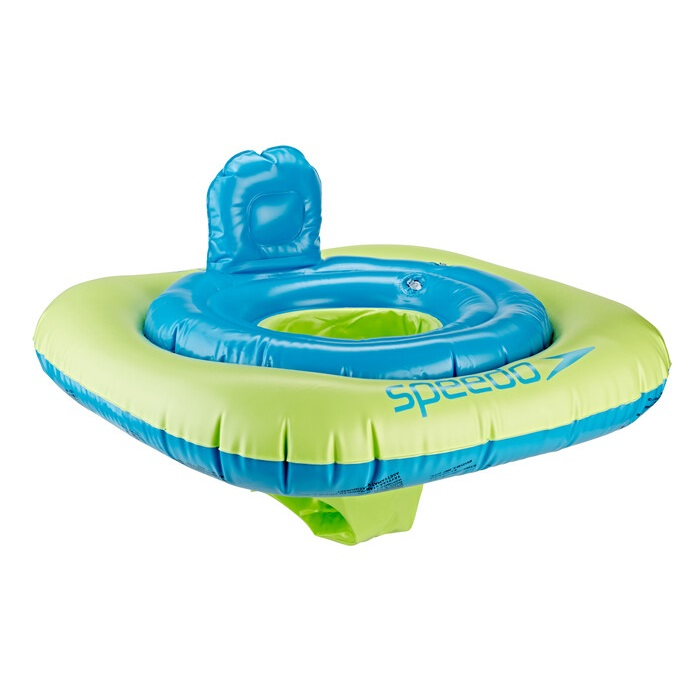 Ujumisrõngas Beebile Speedo Swim Seat Sinine ja Roheline 1-2 a.