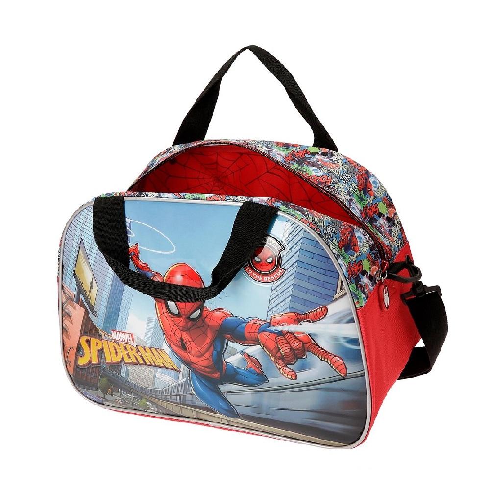 Sportväska och resebag barn Joumma Bags Spiderman To Rescue